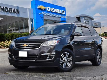 2017 Chevrolet Traverse 2LT (Stk: WN125671) in Scarborough - Image 1 of 28