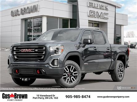 2021 GMC Sierra 1500 AT4 (Stk: Z447564) in PORT PERRY - Image 1 of 23