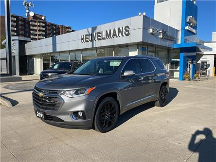 2021 Chevrolet Traverse Premier (Stk: 21125A) in Chatham - Image 1 of 23