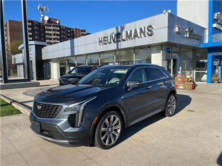2019 Cadillac XT4 Premium Luxury (Stk: 21135A) in Chatham - Image 1 of 21