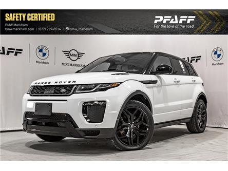 2016 Land Rover Range Rover Evoque HSE DYNAMIC (Stk: U14708A) in Markham - Image 1 of 22