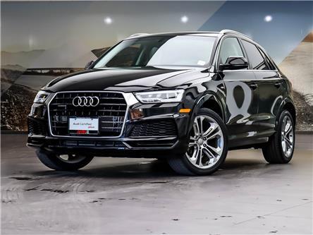 2018 Audi Q3 2.0T Technik (Stk: P4780A) in Toronto - Image 1 of 30