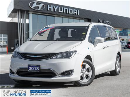 2018 Chrysler Pacifica Hybrid Touring Plus (Stk: D3252A) in Burlington - Image 1 of 22