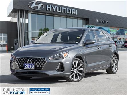 2018 Hyundai Elantra GT GLS (Stk: N3261A) in Burlington - Image 1 of 23