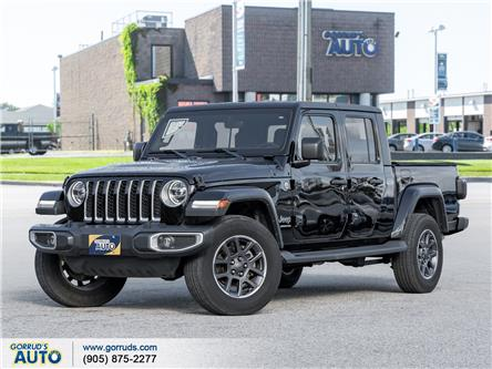 2020 Jeep Gladiator Overland (Stk: 117513) in Milton - Image 1 of 22