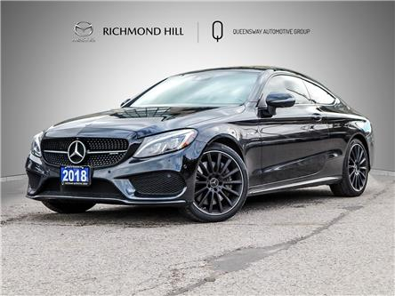 2018 Mercedes-Benz AMG C 43 Base (Stk: P0679A) in Richmond Hill - Image 1 of 25