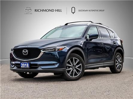 2018 Mazda CX-5 GT (Stk: 21-699A) in Richmond Hill - Image 1 of 24