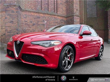 2018 Alfa Romeo Giulia ti (Stk: 906350) in Victoria - Image 1 of 25