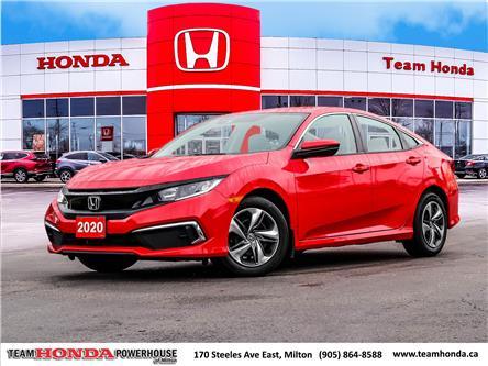 2020 Honda Civic LX (Stk: 4019) in Milton - Image 1 of 27