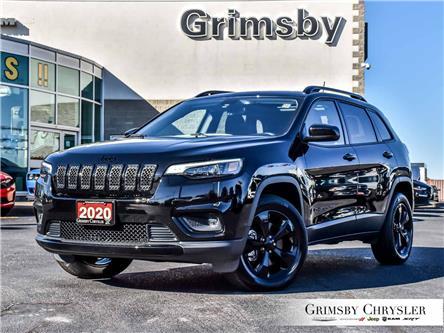 2020 Jeep Cherokee North (Stk: N21325B) in Grimsby - Image 1 of 33