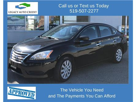 2014 Nissan Sentra 1.8 SV (Stk: 20196A) in Guelph - Image 1 of 16
