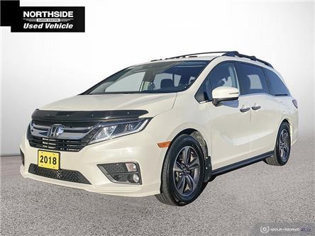 2018 Honda Odyssey EX (Stk: M21324A) in Sault Ste. Marie - Image 1 of 27