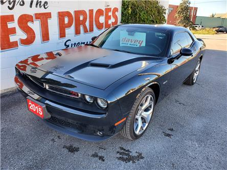 2015 Dodge Challenger SXT Plus or R/T (Stk: 21-489) in Oshawa - Image 1 of 10