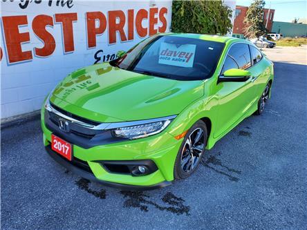 2017 Honda Civic Touring (Stk: 21-506) in Oshawa - Image 1 of 11