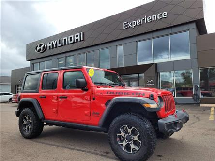 2018 Jeep Wrangler Unlimited Rubicon (Stk: N1643TA) in Charlottetown - Image 1 of 18