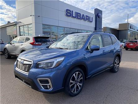 2021 Subaru Forester Limited (Stk: SUB2826D) in Charlottetown - Image 1 of 15