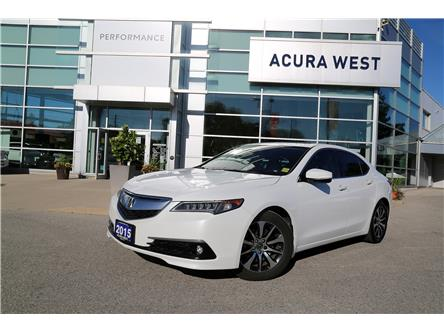 2015 Acura TLX Tech (Stk: 7516A) in London - Image 1 of 24
