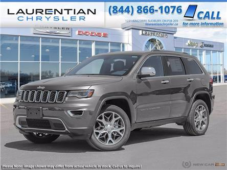 2021 Jeep Grand Cherokee Limited (Stk: 21071D) in Greater Sudbury - Image 1 of 22