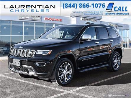 2021 Jeep Grand Cherokee Limited (Stk: 21063D) in Greater Sudbury - Image 1 of 31