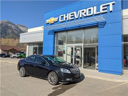 2013 Buick Verano Leather Package (Stk: 97620M) in Fernie - Image 1 of 11