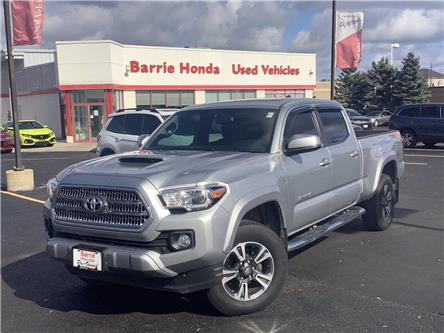 2017 Toyota Tacoma TRD Off Road (Stk: 11-U17381) in Barrie - Image 1 of 22