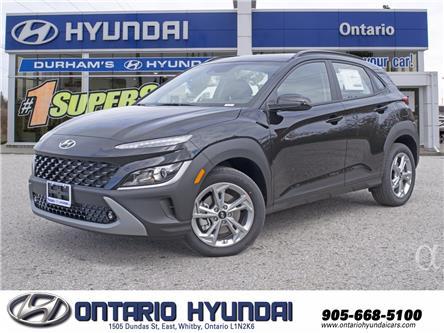 2022 Hyundai Kona SE (Stk: 826601) in Whitby - Image 1 of 24