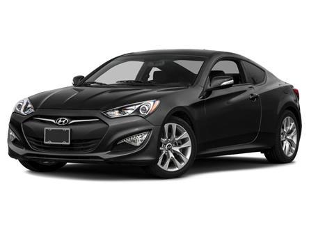 2015 Hyundai Genesis Coupe 3.8 Premium (Stk: F0884) in Saskatoon - Image 1 of 10