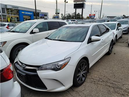 2016 Toyota Camry XSE (Stk: ) in Waterloo - Image 1 of 3