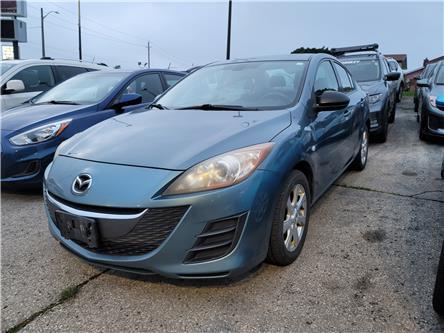 2010 Mazda Mazda3 GS (Stk: 2110350) in Waterloo - Image 1 of 3