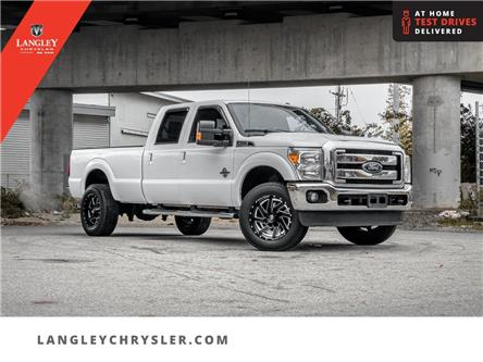 2016 Ford F-350 Lariat (Stk: M685131B) in Surrey - Image 1 of 28