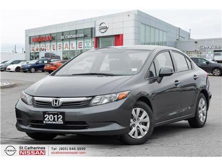 2012 Honda Civic EX (Stk: 555845) in Toronto, Ajax, Pickering - Image 1 of 4
