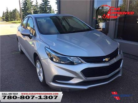 2018 Chevrolet Cruze LT Auto (Stk: 555896) in Toronto, Ajax, Pickering - Image 1 of 3