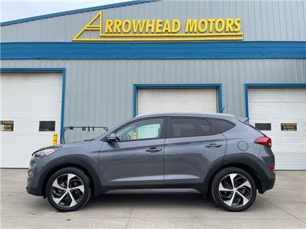 2016 Hyundai Tucson  (Stk: 2342360) in Toronto, Ajax, Pickering - Image 1 of 5
