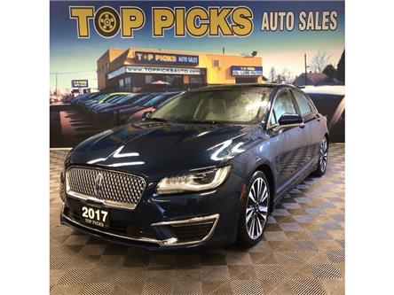 2017 Lincoln MKZ Reserve (Stk: 600336) in NORTH BAY - Image 1 of 29