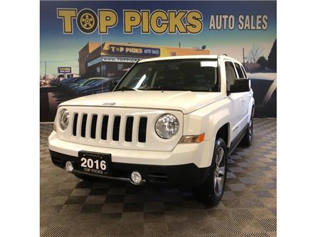 2016 Jeep Patriot Sport/North (Stk: 532301) in NORTH BAY - Image 1 of 26