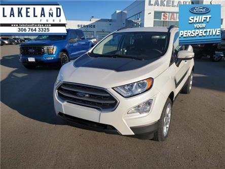 2021 Ford EcoSport SE (Stk: 21-614) in Prince Albert - Image 1 of 14