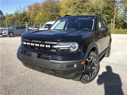2021 Ford Bronco Sport Outer Banks (Stk: BS21802) in Barrie - Image 1 of 26