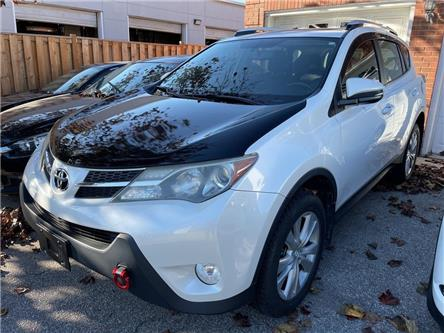 2015 Toyota RAV4 Limited (Stk: 211403A) in Toronto - Image 1 of 22