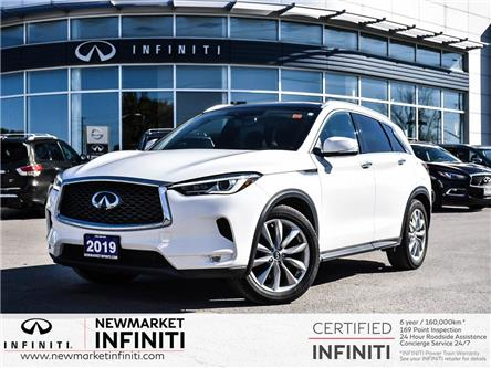 2019 Infiniti QX50 Luxe (Stk: UI1670) in Newmarket - Image 1 of 18