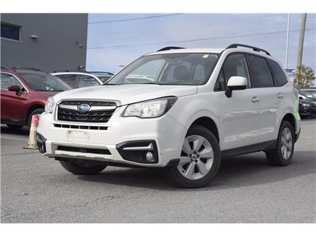 2018 Subaru Forester 2.5i Convenience (Stk: 18-SN035A) in Ottawa - Image 1 of 24