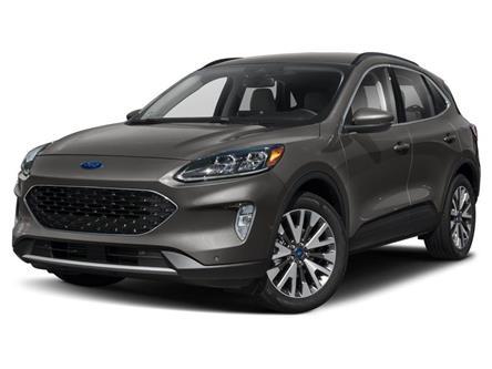 2021 Ford Escape Titanium Hybrid (Stk: 21J9137) in Toronto - Image 1 of 9