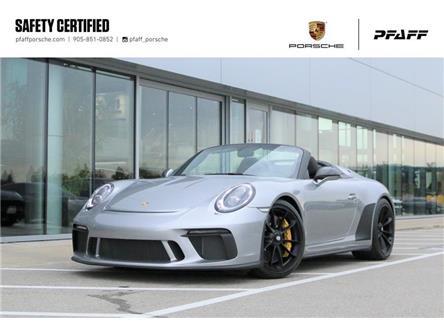 2019 Porsche 911 Speedster (Stk: CS002) in Vaughan - Image 1 of 30
