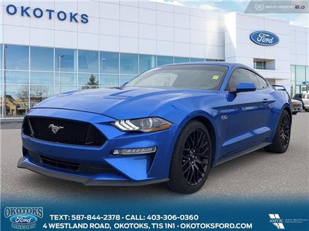 2019 Ford Mustang  (Stk: B84241) in Okotoks - Image 1 of 26