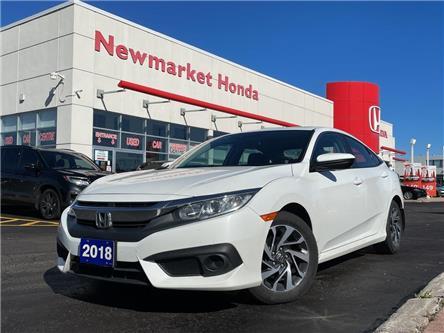 2018 Honda Civic EX (Stk: 22-2087A) in Newmarket - Image 1 of 21