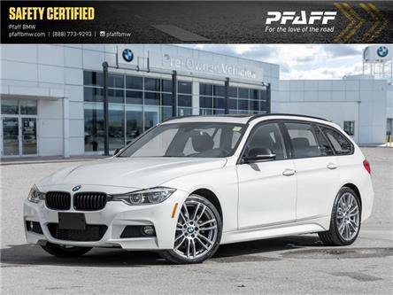 2018 BMW 328d xDrive Touring (Stk: U6746) in Mississauga - Image 1 of 22