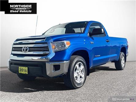 2016 Toyota Tundra SR 5.7L V8 (Stk: T21306A) in Sault Ste. Marie - Image 1 of 26