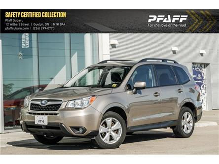 2016 Subaru Forester 2.5i Touring Package (Stk: S01100A) in Guelph - Image 1 of 25