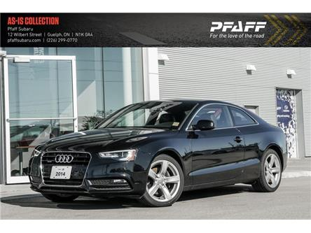 2014 Audi A5 2.0 Komfort (Stk: S01191A) in Guelph - Image 1 of 17