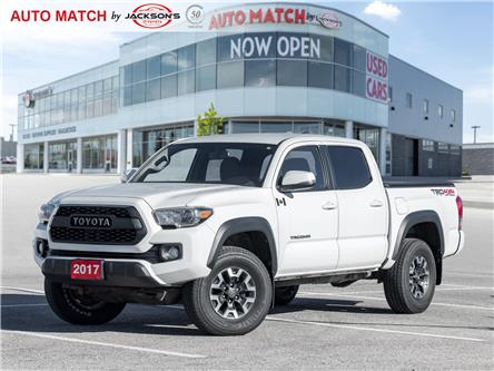 2017 Toyota Tacoma TRD Off Road (Stk: U2324A) in Barrie - Image 1 of 21