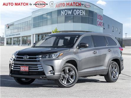 2019 Toyota Highlander Limited (Stk: U1188A) in Barrie - Image 1 of 26